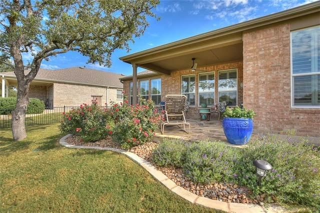 323 Tradinghouse Creek St, Georgetown, TX 78633 (MLS #8215263) :: Brautigan Realty