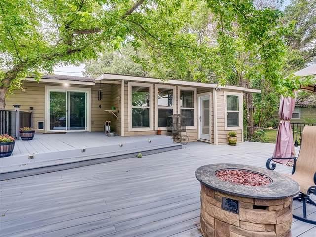 702 Wren Ave, Austin, TX 78753 (#8216492) :: Sunburst Realty