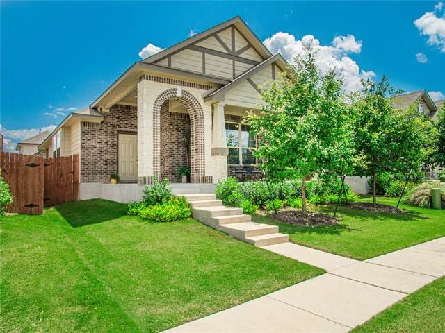 408 Canadian Springs Dr, Leander, TX 78641 (#8218488) :: Papasan Real Estate Team @ Keller Williams Realty