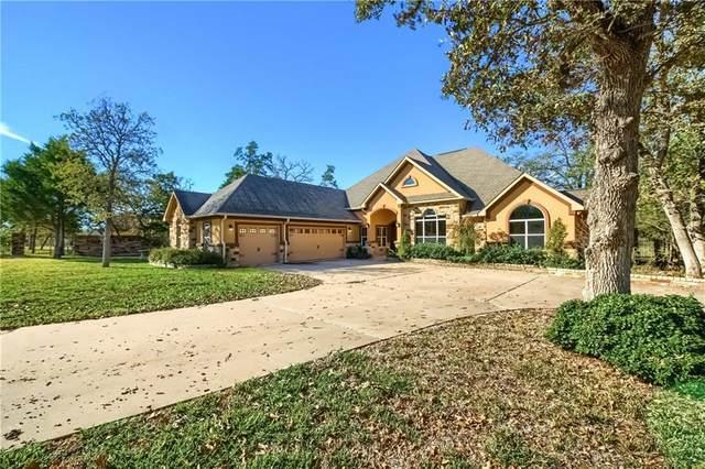 138 Valley View Dr, Bastrop, TX 78602 (#8219760) :: Papasan Real Estate Team @ Keller Williams Realty