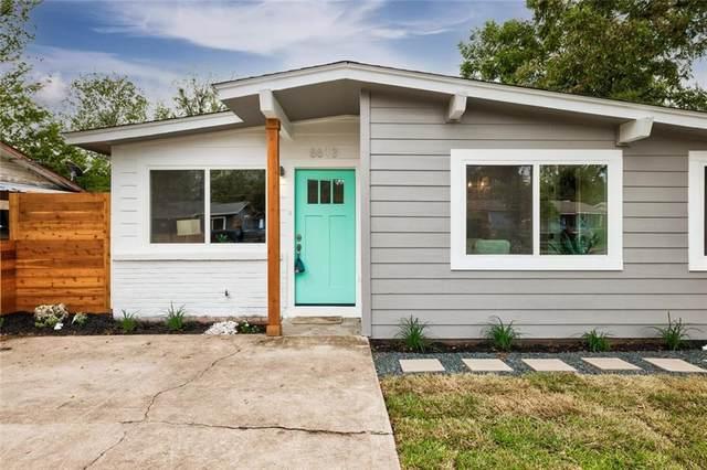 6613 Cruz St, Austin, TX 78741 (#8221642) :: Green City Realty