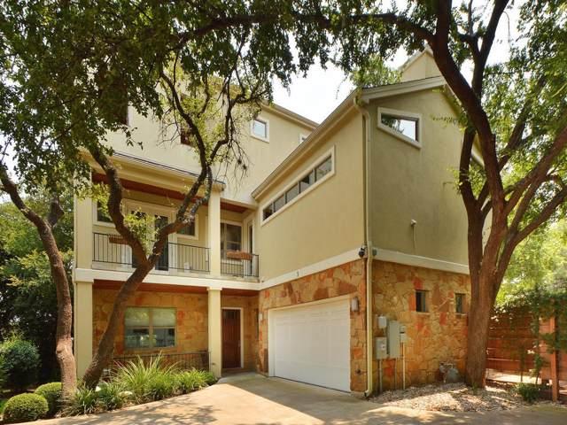 1305 Bluff St #5, Austin, TX 78704 (#8222494) :: Douglas Residential