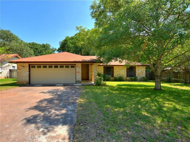 3303 Primrose Trl, Georgetown, TX 78628 (#8223359) :: All City Real Estate