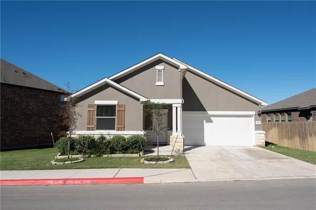 609 American Trl, Leander, TX 78641 (#8225067) :: Papasan Real Estate Team @ Keller Williams Realty