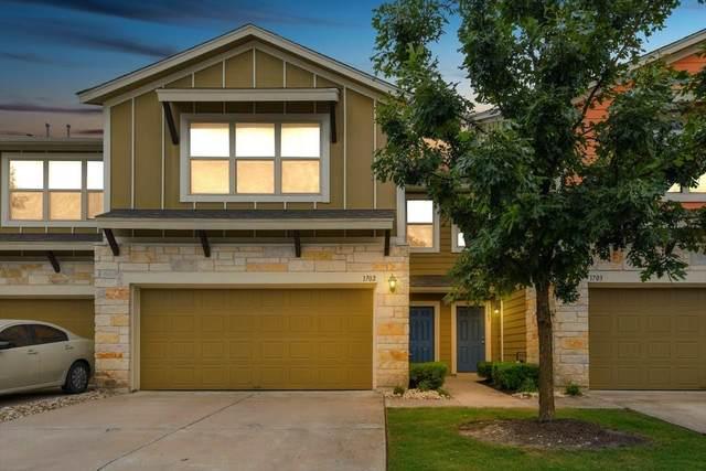 1620 Bryant Dr #1702, Round Rock, TX 78664 (#8225110) :: Papasan Real Estate Team @ Keller Williams Realty