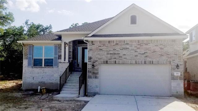204 Crescent Heights Dr, Georgetown, TX 78628 (#8225427) :: The Heyl Group at Keller Williams