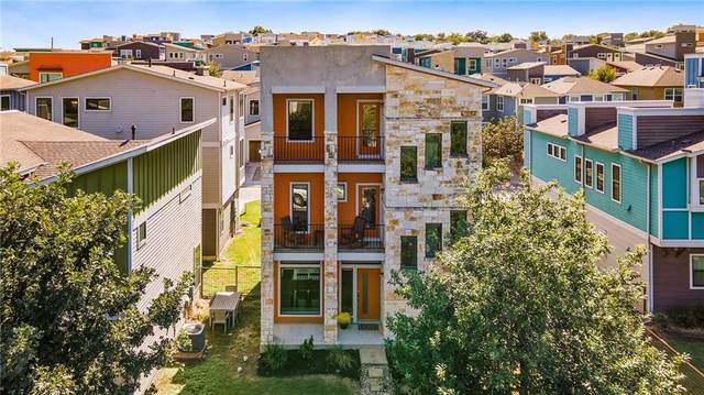 2001 Carlson Dr 75C, Austin, TX 78741 (#8225619) :: Green City Realty