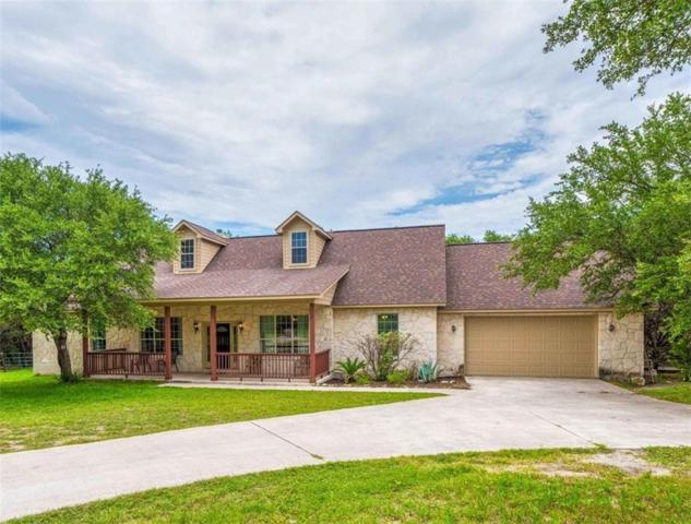 123 Horseshoe Dr, Dripping Springs, TX 78620 (#8226107) :: 12 Points Group