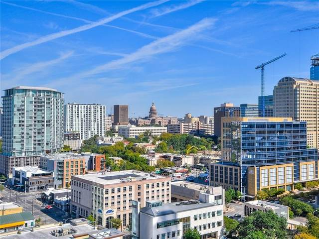 301 West Ave #1702, Austin, TX 78701 (#8226350) :: Zina & Co. Real Estate