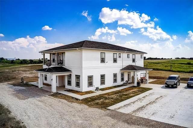 1601 County Road 466, Elgin, TX 78621 (MLS #8229115) :: Vista Real Estate
