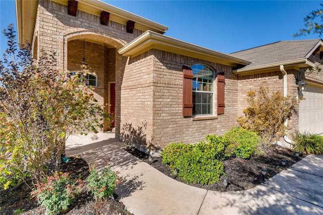 281 Pond View Pass, Buda, TX 78610 (#8229559) :: The Heyl Group at Keller Williams