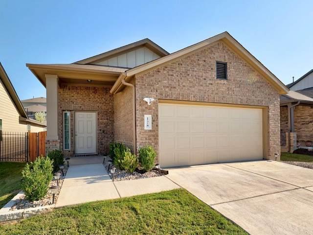 128 Earl Keen St, Leander, TX 78641 (MLS #8230682) :: Vista Real Estate
