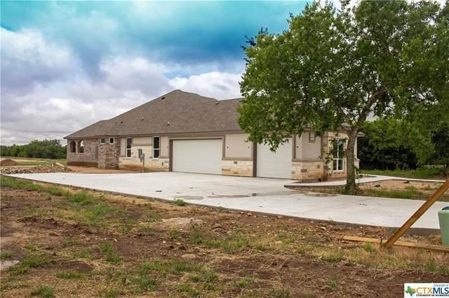 8318 Cates Creek, Salado, TX 76571 (#8231997) :: Watters International