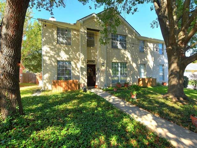 1106 Blackthorn Dr, Pflugerville, TX 78660 (#8232684) :: The Summers Group