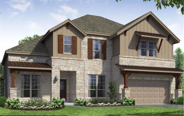 3716 Raven Caw Pass, Pflugerville, TX 78660 (#8234265) :: All City Real Estate