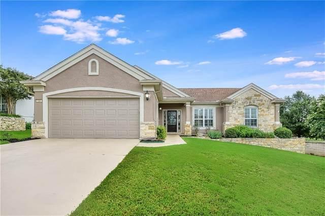 133 Summer Ridge Ln, Georgetown, TX 78633 (#8235787) :: Papasan Real Estate Team @ Keller Williams Realty