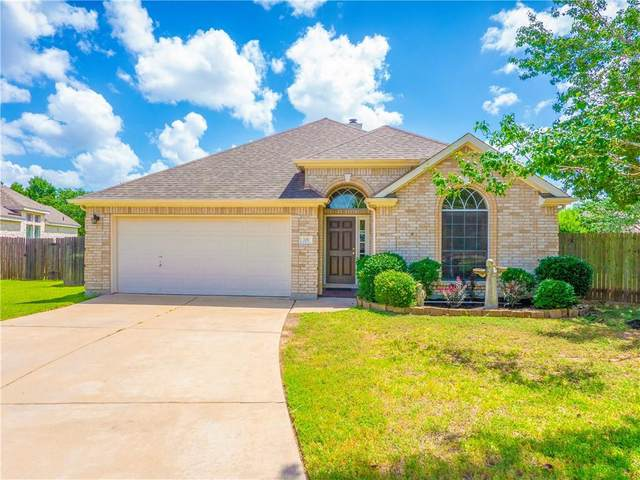 201 Jockey Bluff Cv, Austin, TX 78748 (#8235957) :: Papasan Real Estate Team @ Keller Williams Realty