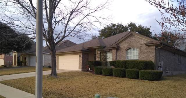 1109 Red Ranch Cir, Cedar Park, TX 78613 (#8236029) :: The Perry Henderson Group at Berkshire Hathaway Texas Realty
