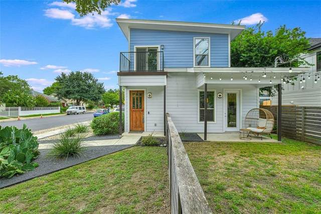 2911 E 3rd St B, Austin, TX 78702 (#8236170) :: Green City Realty