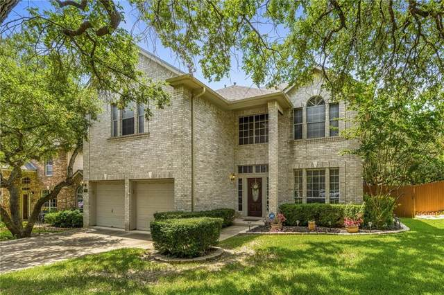 3900 Artesia Bnd, Round Rock, TX 78681 (#8237285) :: The Perry Henderson Group at Berkshire Hathaway Texas Realty