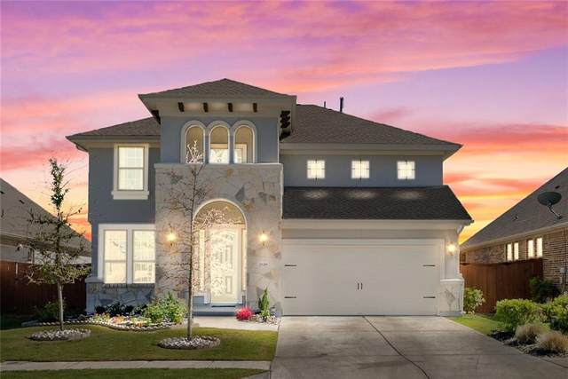 2649 Enza Dr, Round Rock, TX 78665 (#8237540) :: Realty Executives - Town & Country