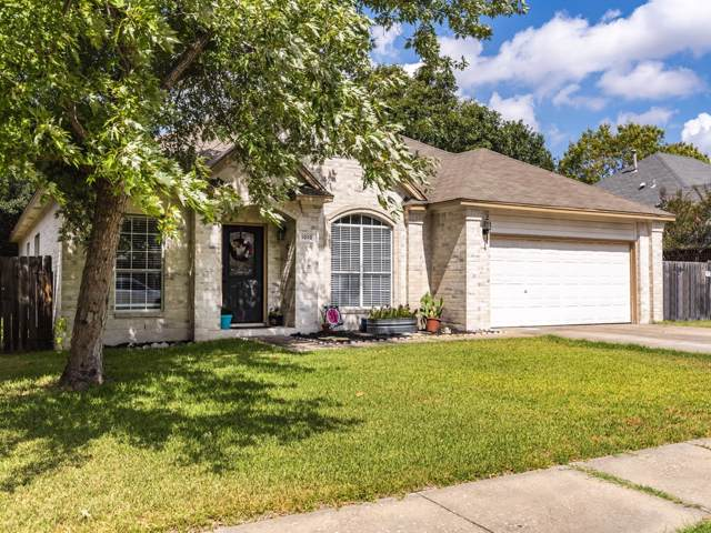 1010 Pine Creek Dr, Pflugerville, TX 78660 (#8237611) :: Watters International