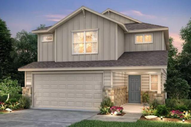2601 Chandler Creek Blvd #27, Round Rock, TX 78665 (#8238065) :: Papasan Real Estate Team @ Keller Williams Realty