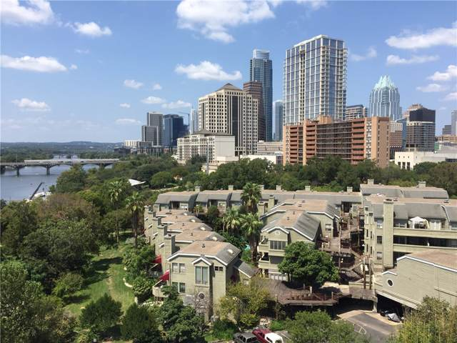 603 Davis St #814, Austin, TX 78701 (#8242188) :: Ana Luxury Homes
