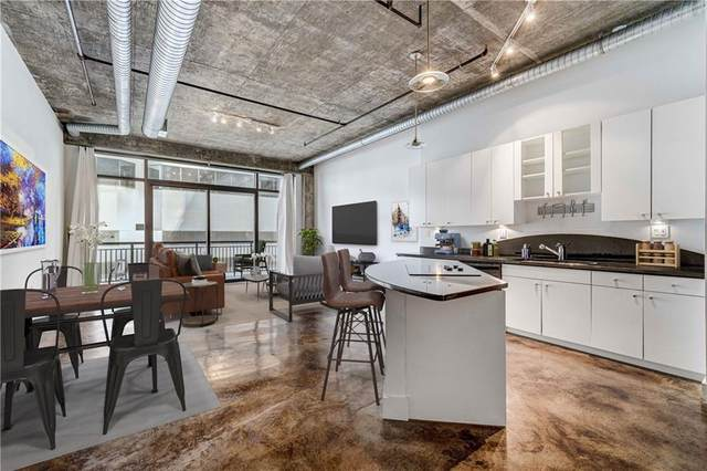 311 W 5th St #707, Austin, TX 78701 (#8243299) :: Lauren McCoy with David Brodsky Properties