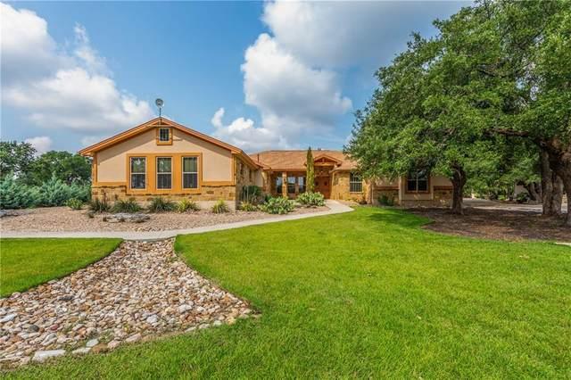 1523 Crockett Gardens Rd, Georgetown, TX 78628 (#8243473) :: R3 Marketing Group