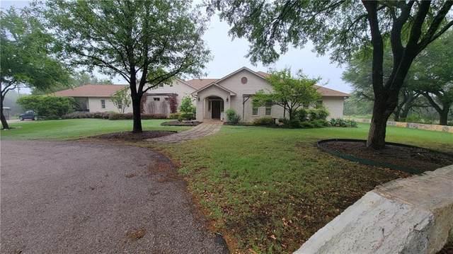 8841 Brewer Ln, Salado, TX 76571 (#8243767) :: First Texas Brokerage Company