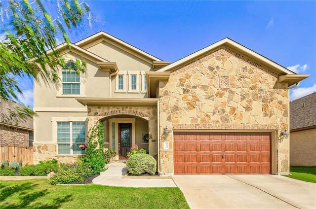 3020 Columbus Loop, Round Rock, TX 78665 (#8243925) :: Ben Kinney Real Estate Team