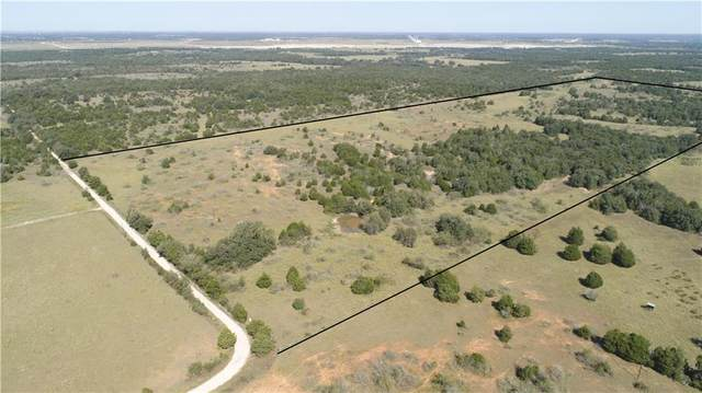 000 County Rd 102 Tract 121Pt 2, Mcdade, TX 78650 (MLS #8244229) :: Vista Real Estate