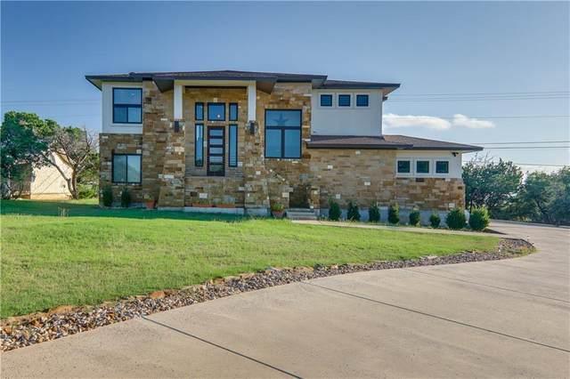 8709 Grandview Dr, Jonestown, TX 78645 (#8246186) :: Front Real Estate Co.