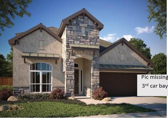 106 Big Sur Dr, Cedar Park, TX 78613 (#8246309) :: Papasan Real Estate Team @ Keller Williams Realty