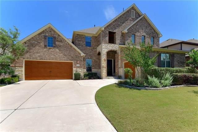 2600 Champions Corner Dr, Leander, TX 78641 (#8248451) :: Papasan Real Estate Team @ Keller Williams Realty