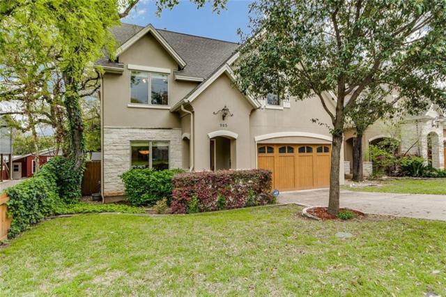 905 Kinney Ave, Austin, TX 78704 (#8248618) :: Watters International