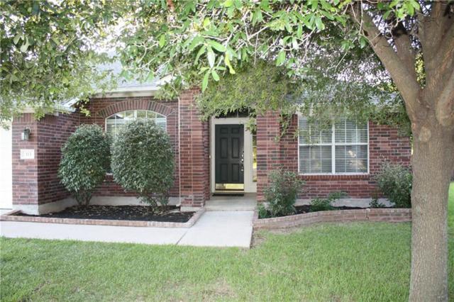 113 Chandler Pointe Loop, Round Rock, TX 78664 (#8248893) :: Papasan Real Estate Team @ Keller Williams Realty