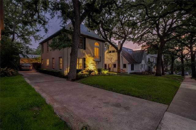 117 Laurel Ln, Austin, TX 78705 (#8249457) :: First Texas Brokerage Company