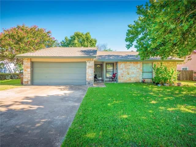 1408 Wroxton Way, Round Rock, TX 78664 (#8250449) :: Papasan Real Estate Team @ Keller Williams Realty