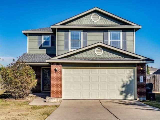 116 Jade Lake Cv, Kyle, TX 78640 (#8255271) :: Papasan Real Estate Team @ Keller Williams Realty