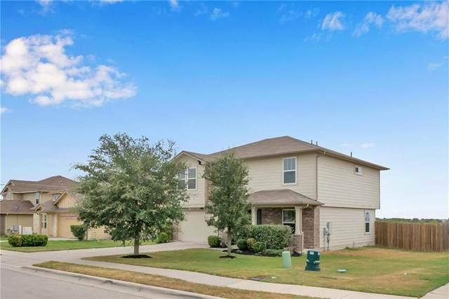 207 Liard River Rd, Hutto, TX 78634 (#8255468) :: Papasan Real Estate Team @ Keller Williams Realty