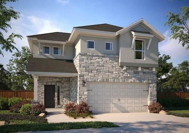 3201 College Park Dr #87, Round Rock, TX 78664 (#8255526) :: Tai Earthman | Keller Williams Realty