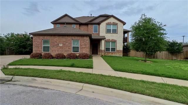 8517 Rimini Cv, Round Rock, TX 78665 (#8255924) :: Papasan Real Estate Team @ Keller Williams Realty