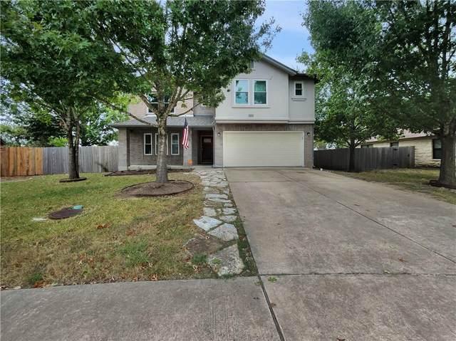 1100 Lincoln Sparrow Cv, Pflugerville, TX 78660 (#8255953) :: Papasan Real Estate Team @ Keller Williams Realty
