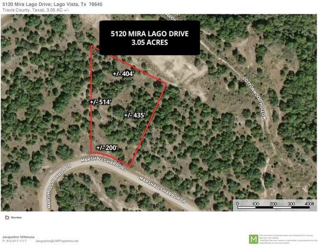 5120 Mira Lago Dr, Lago Vista, TX 78645 (#8257294) :: Papasan Real Estate Team @ Keller Williams Realty