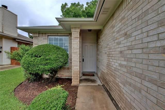 2412 Curry Loop A, Round Rock, TX 78664 (#8257444) :: Papasan Real Estate Team @ Keller Williams Realty