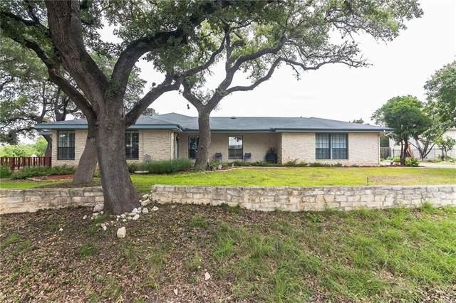 2900 Boone Dr, Lago Vista, TX 78645 (#8257556) :: Zina & Co. Real Estate