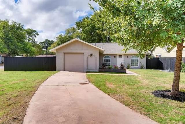 6307 Thurgood Ave, Austin, TX 78721 (#8258561) :: Ben Kinney Real Estate Team