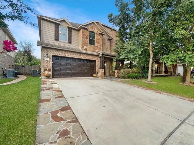 2409 Pauma Valley Way, Pflugerville, TX 78660 (MLS #8259461) :: Vista Real Estate